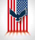 USA design, vector illustration. Stock Images