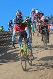 2014 USA, die Querfeldeinrennen-Angehörige radfahren Lizenzfreie Stockfotos
