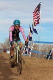 2014 USA, die Querfeldeinrennen-Angehörige radfahren Lizenzfreie Stockbilder