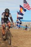 2014 USA, die Querfeldeinrennen-Angehörige radfahren Stockbilder