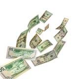 USA dolary obraz stock