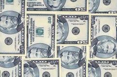 USA dolary, pojęcie łapówki i korupcja, zdjęcia royalty free