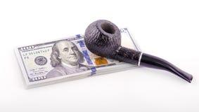 USA dolary z drymbą zdjęcie royalty free