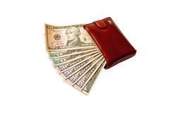 USA dollars Royalty Free Stock Photos