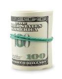 USA dollars isolated Royalty Free Stock Image