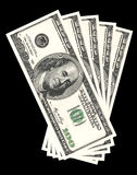 USA dollars money background. Royalty Free Stock Photography