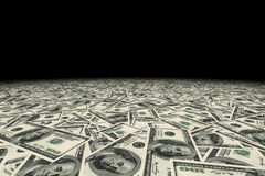 USA dollars money background. Stock Photography