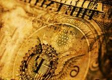 USA-Dollarwährung lizenzfreie stockfotos