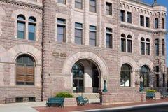 USA-domstolsbyggnad Sioux Falls Arkivfoton