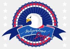 USA dzień niepodległości Zdjęcie Stock