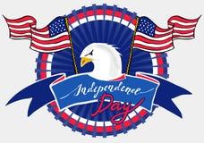 USA dzień niepodległości Zdjęcia Stock