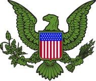 Usa eagle Stock Image