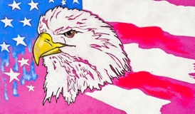 USA eagle Stock Photo