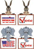 Usa election Royalty Free Stock Photos