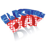 Usa election day Royalty Free Stock Photos