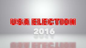 USA Election 2016 stock footage