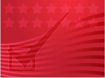 USA election voting Stock Photo