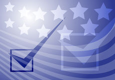 USA elections Royalty Free Stock Photo
