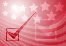 USA elections Stock Image