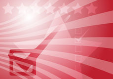 USA elections Royalty Free Stock Image