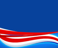 USA Elections Background Stock Photo