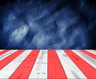 USA-Farben für Hintergrund lizenzfreies stockbild