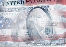 USA finance Stock Photography