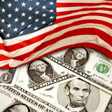 USA finance Royalty Free Stock Photo