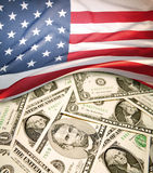 USA finance Royalty Free Stock Image