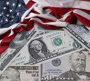 USA finance Royalty Free Stock Photography