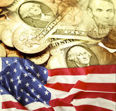USA finance Stock Photography