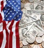 USA finance Royalty Free Stock Photo