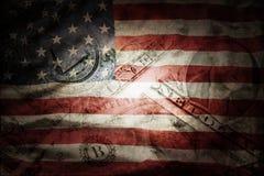 USA-Finanzierung stockfoto