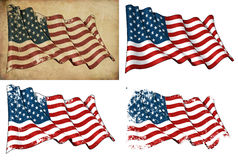 Free USA Flag Royalty Free Stock Photography - 25812297
