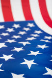 USA Flag Royalty Free Stock Photos