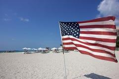 USA Flag Stock Image