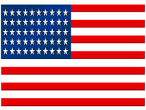 Free USA Flag Royalty Free Stock Images - 9435639