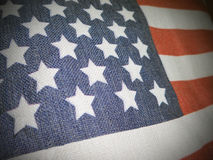 Usa flag. American flag. Royalty Free Stock Image