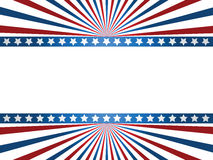 Usa flag background Royalty Free Stock Photo