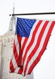 USA flag close up Royalty Free Stock Photo
