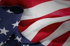 USA flag Stock Photography