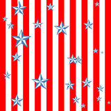 USA Flag Design Royalty Free Stock Photos