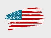 USA stock illustration