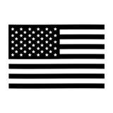 Usa flag icon image Stock Image