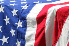 USA flag Royalty Free Stock Image