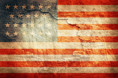 USA flag Royalty Free Stock Image