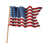Usa flag symbol Stock Photos