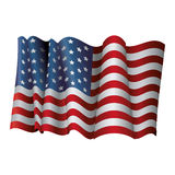 Usa flag symbol Stock Images