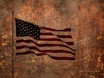 USA flag texture Royalty Free Stock Image