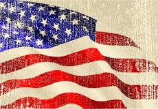 USA flag theme. Background and texture Royalty Free Stock Photos